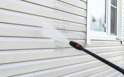 Cleaning Through Pressure Washing in Nashville is Safer for Homes