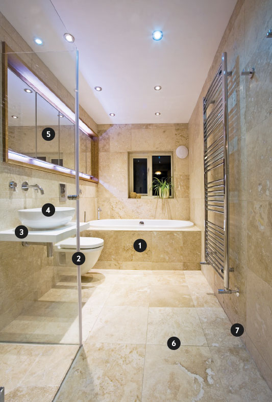 Nashville Brighthouse Deep Cleaning Service - Bathrooms