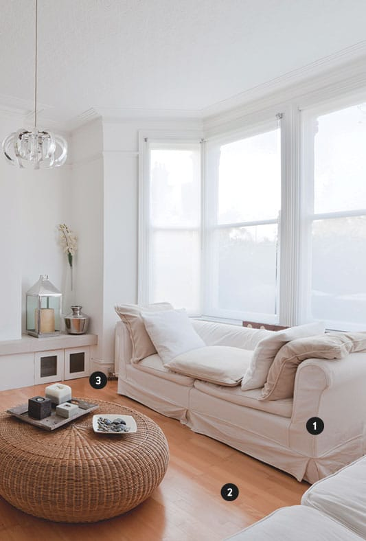 Nashville Brighthouse Deep Cleaning Service - Living Areas